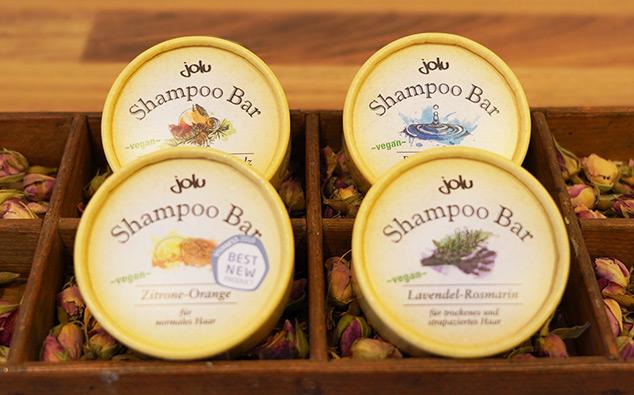 Jolu Shampoo Bar